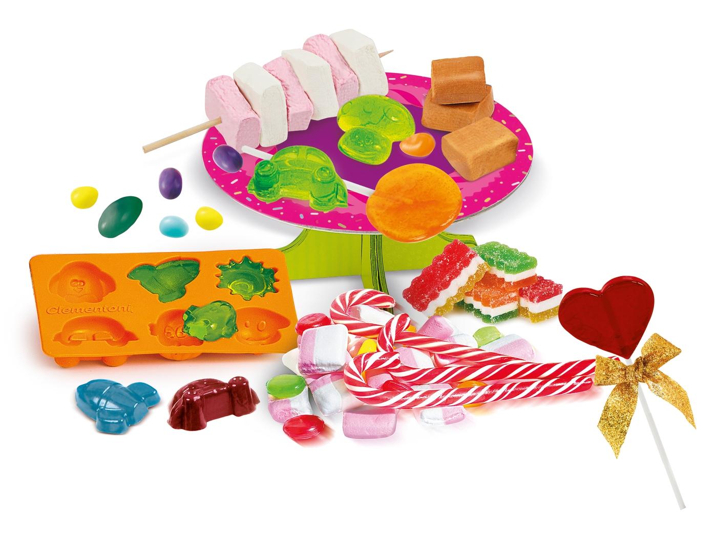 Clementoni - 19129 - caramelle e bonbons -
