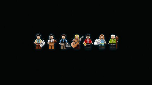 LEGO IDEAS  LEGO 21319 - Central Perk