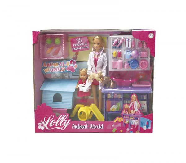 LOLLY ANIMAL WORLD   LOLLY