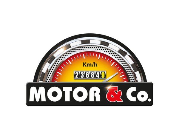 MOTOR & CO.  AUTO R/C BUGGY HURRICANE