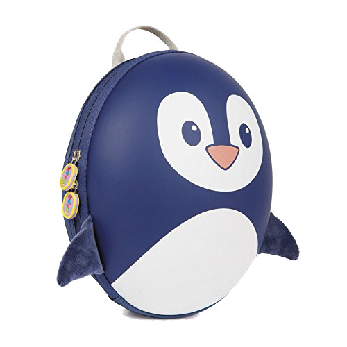 ZAINETTO PINGUINO BLU BABY SMILE