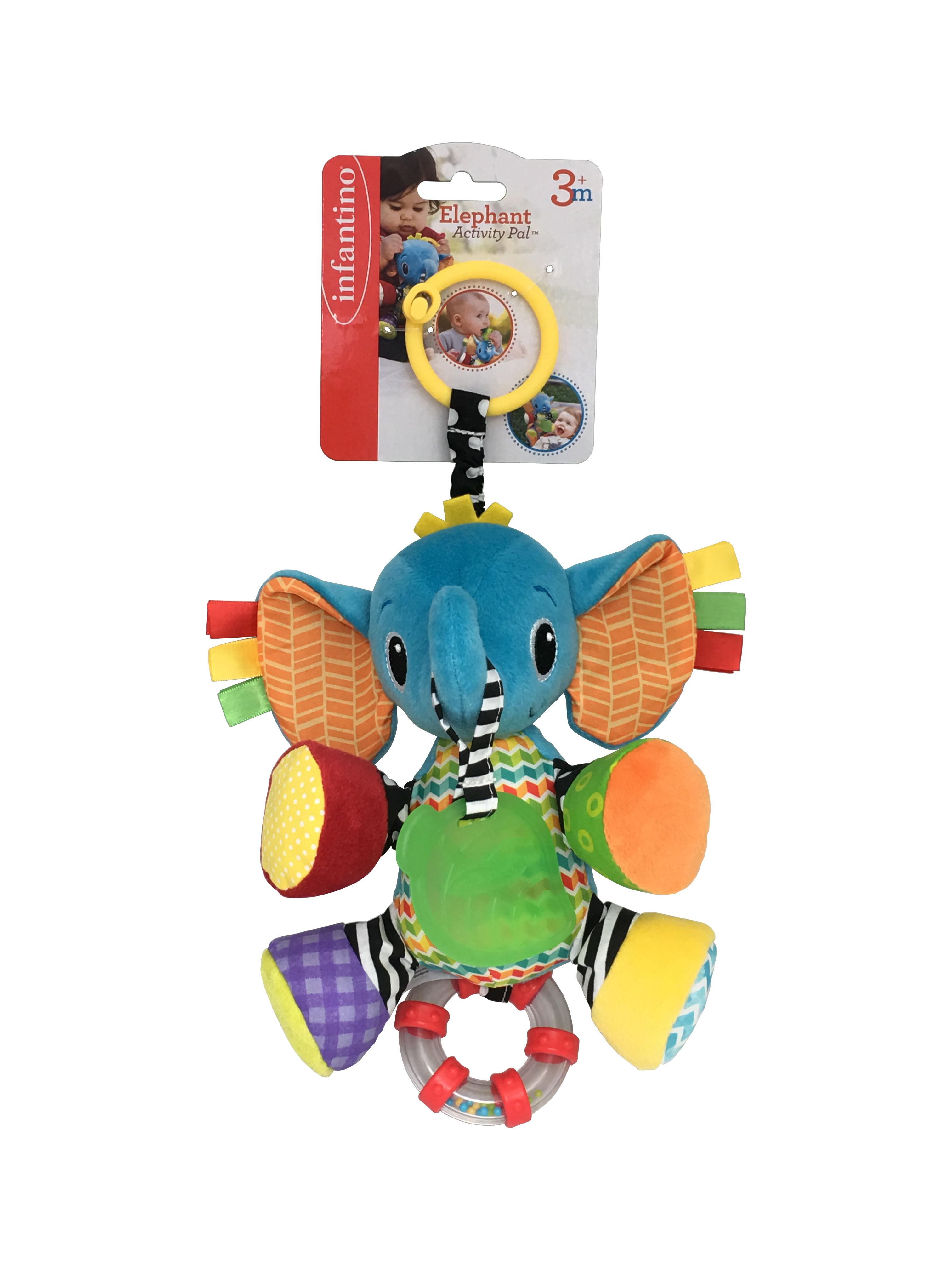 Sonaglino elefante - INFANTINO