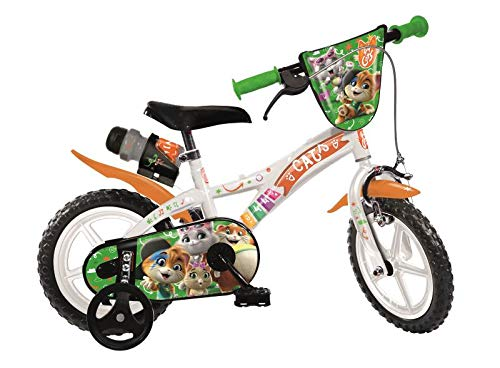 Bicicletta 12'' 44 gatti