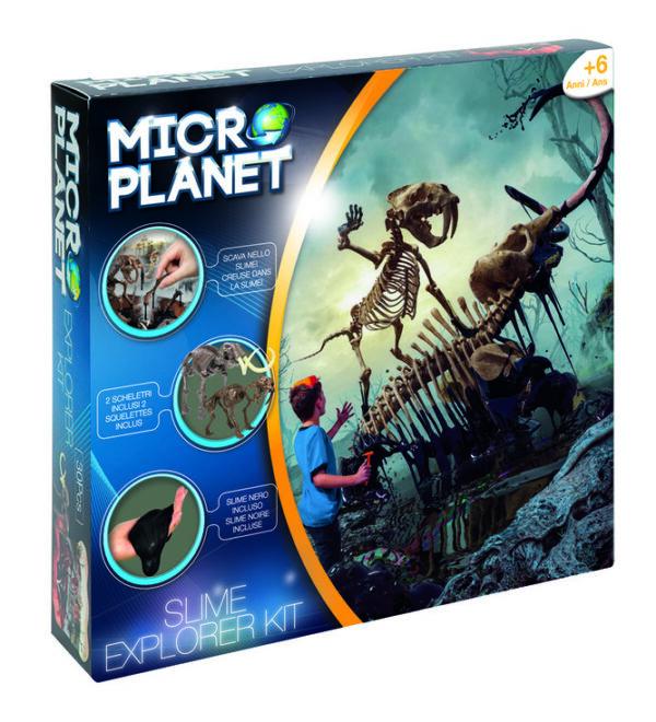 MICRO PLANET Kit slime explorer MICROPLANET