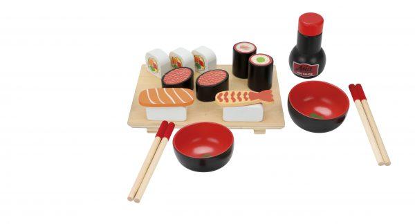 SUSHI SET IN LEGNO WOOD 'N' PLAY