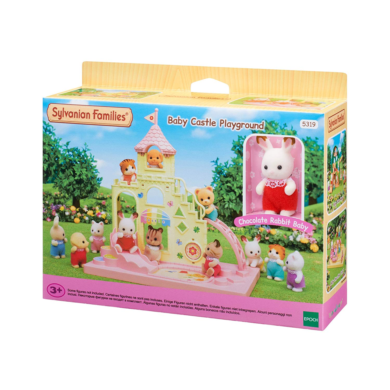Sylvanian families - baby parco giochi -