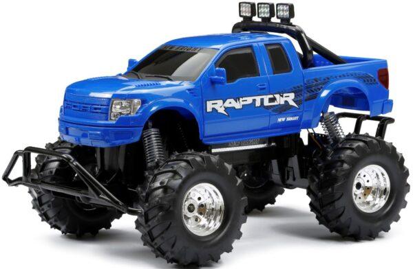 AUTO R/C FORD RAPTOR & RAM MOTOR & CO ORIGINAL