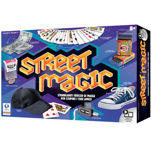 STREET MAGIC SET MAGIA ZIG ZAG ORIGINAL