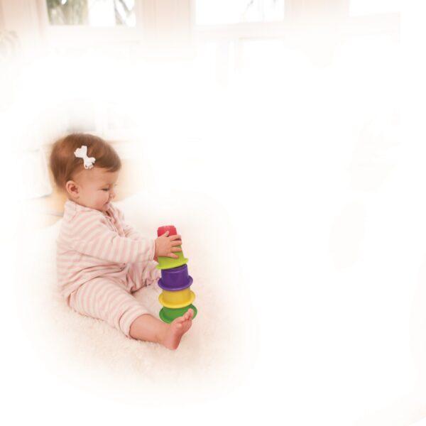TAZZE GIOCO IMPILABILI    INFANTINO