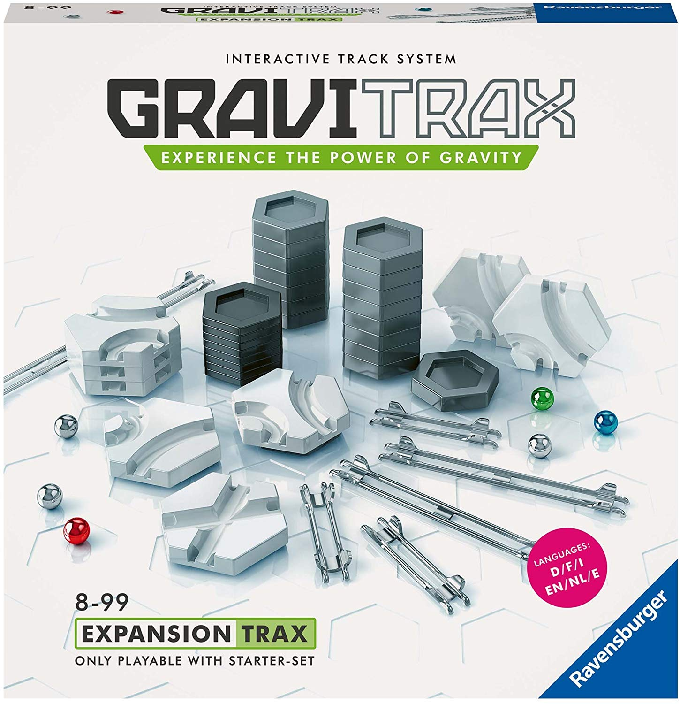 Ravensburger gravitrax trax - gioco logico-creativo -