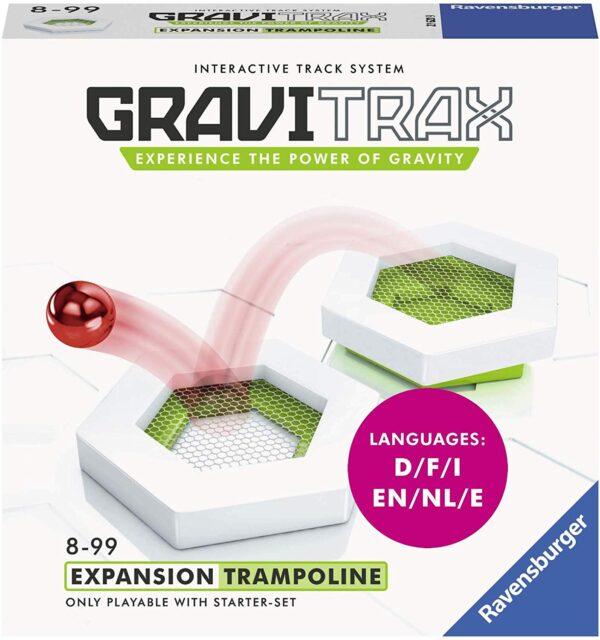 Ravensburger 27621 - GraviTrax Tappeti Elastici Accessorio Gioco