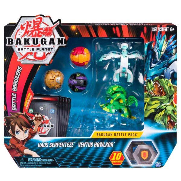 BAKUGAN - Battle Pack Assortito BAKUGAN
