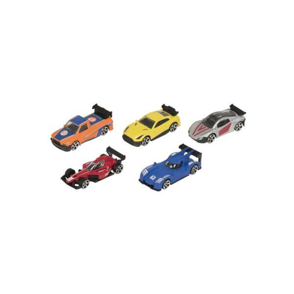 SET 5 AUTO IN METALLO   MOTOR & CO.