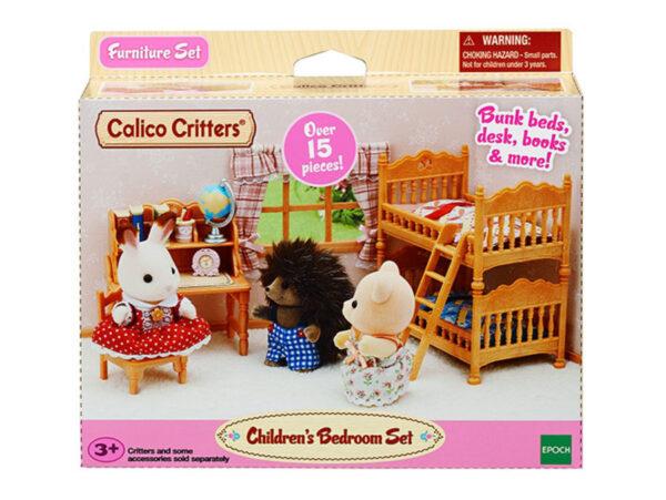 Sylvanian Families - Set cameretta bambini
