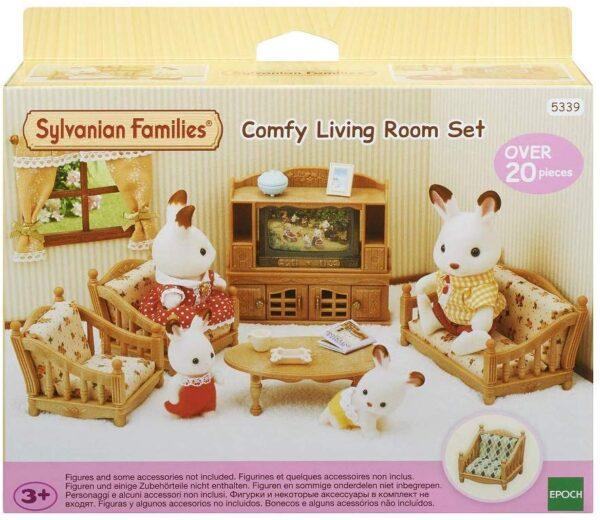 Sylvanian Families - Set soggiorno