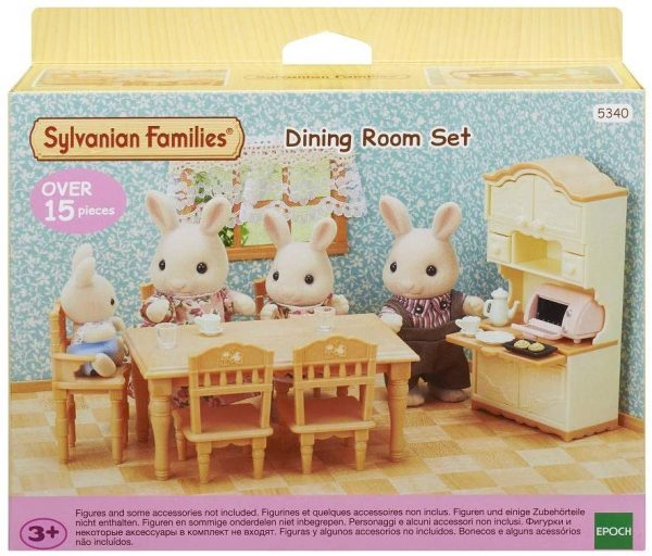 Sylvanian Families - Set sala pranzo