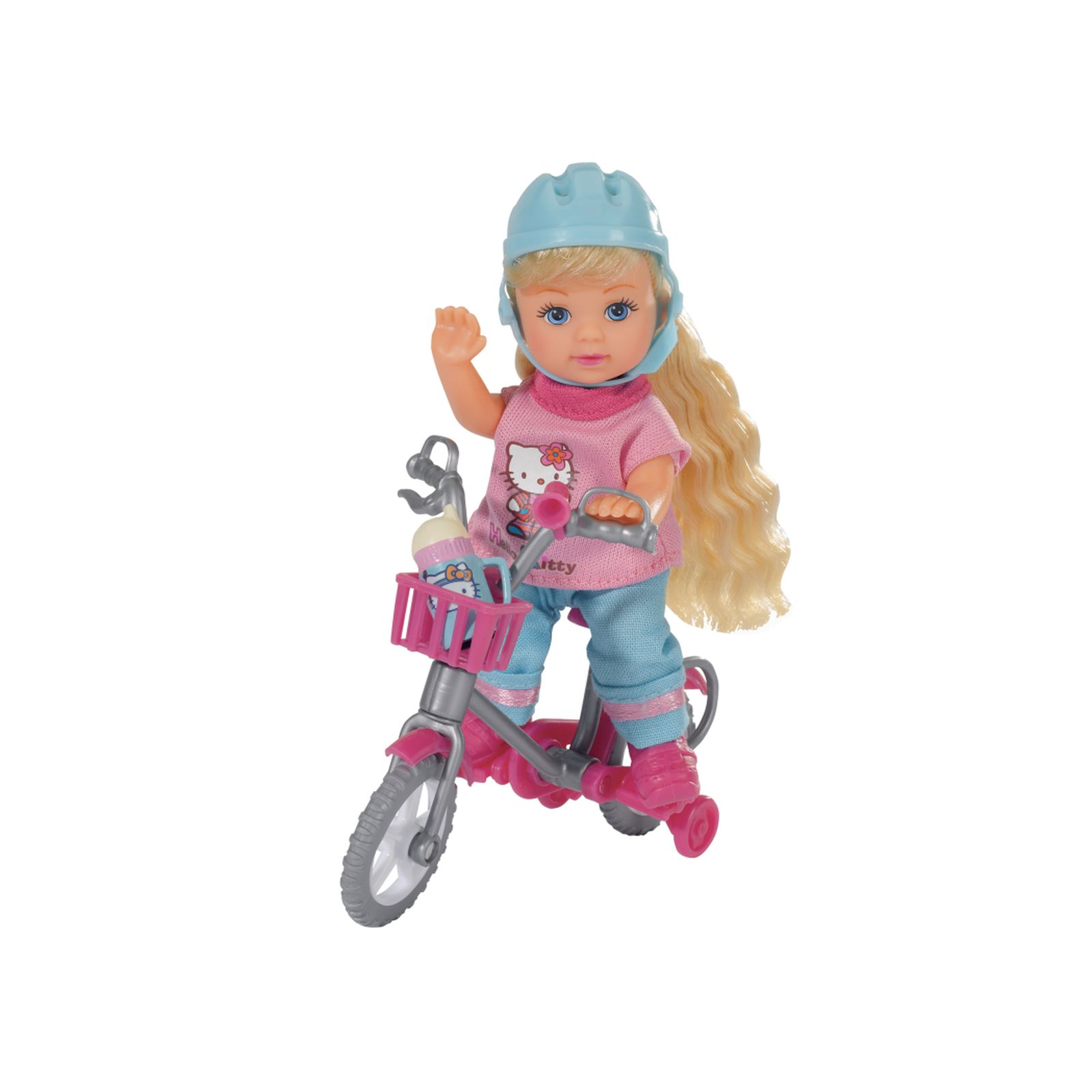 My first bike - LOLLY
