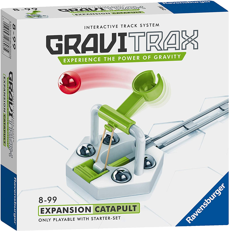 Ravensburger gravitrax catapult - gioco logico-creativo -