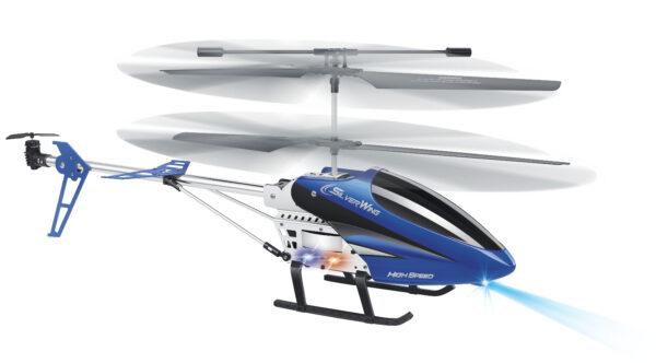 ELICOTTERO R/C HELI-FLIGHT    SUPERSTAR