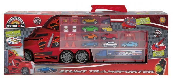 CAMION STUNT TRANSPORTER - SUPERSTAR