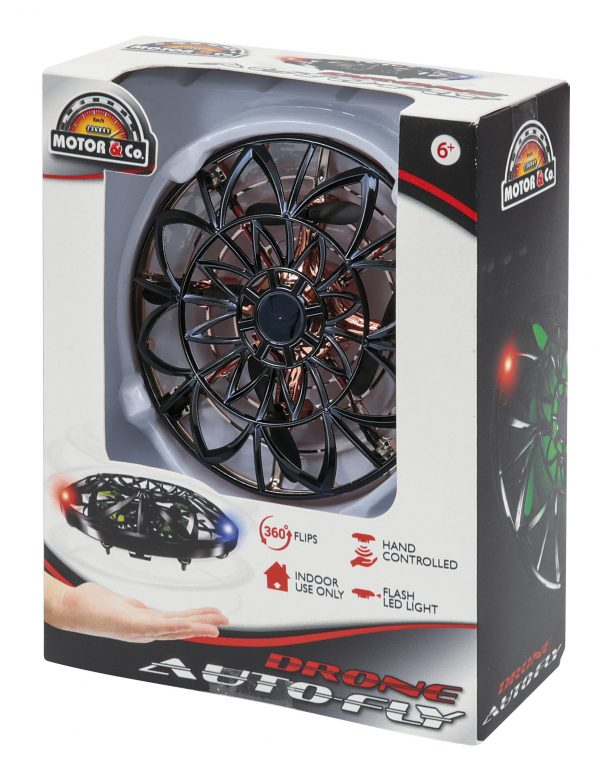 DRONE AUTO-FLY MOTOR & CO.
