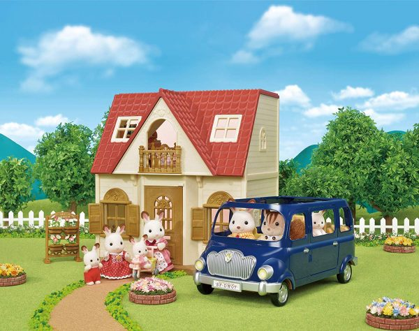 SYLVANIAN FAMILIES - COTTAGE DAL TETTO ROSSO