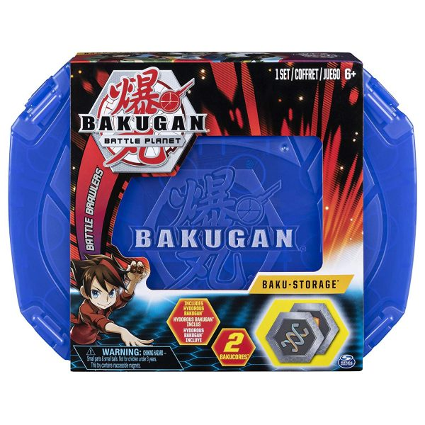 BAKUGAN - Valigetta Assortito BAKUGAN