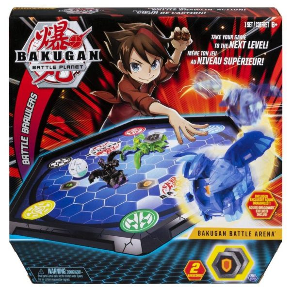 BAKUGAN - Battle Arena BAKUGAN