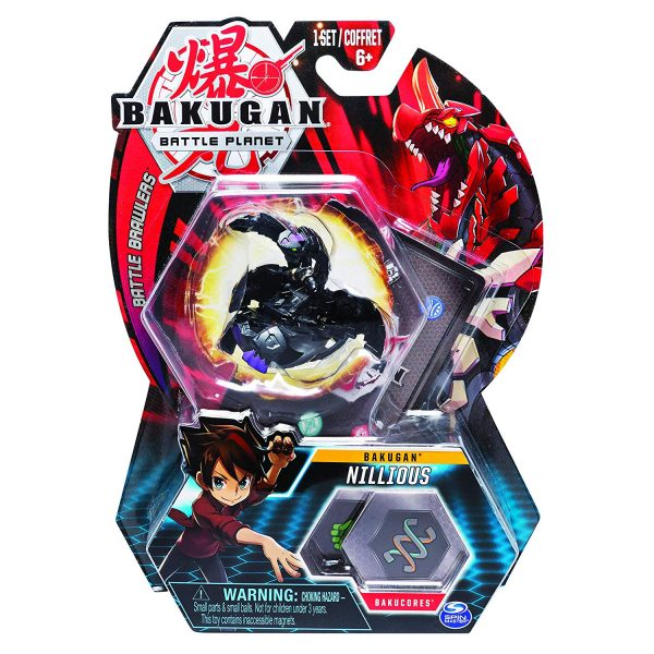 BAKUGAN - Basic Ball 1 Pack Assortito BAKUGAN