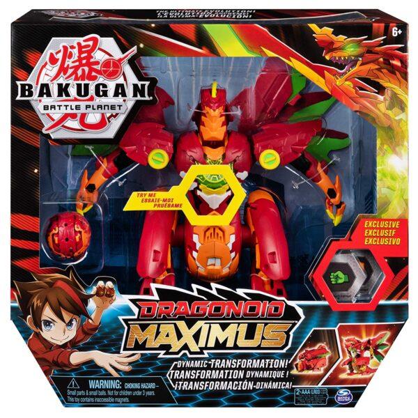BAKUGAN - Dragonoid Maximus BAKUGAN