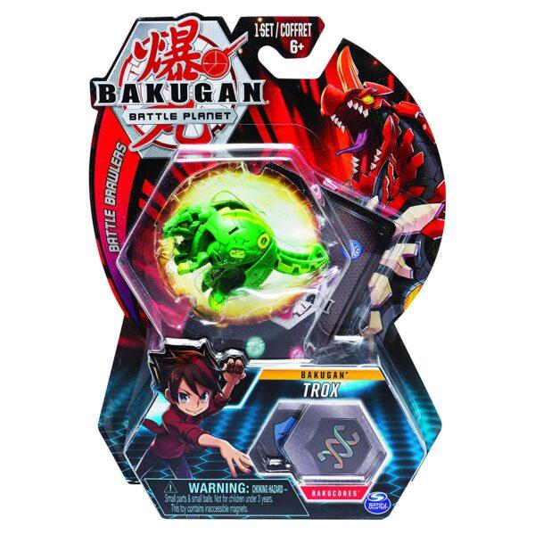 BAKUGAN  BAKUGAN - Basic Ball 1 Pack Assortito