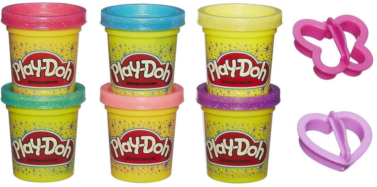 Play doh gramolatura - a5417- modelliers pd glitter -