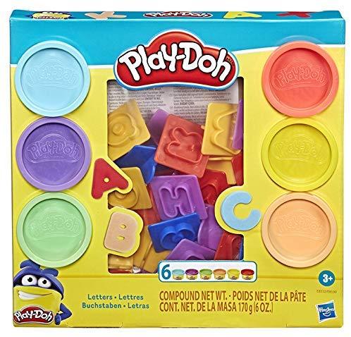 Hasbro Play-Doh, Forme Divertenti, Multicolore