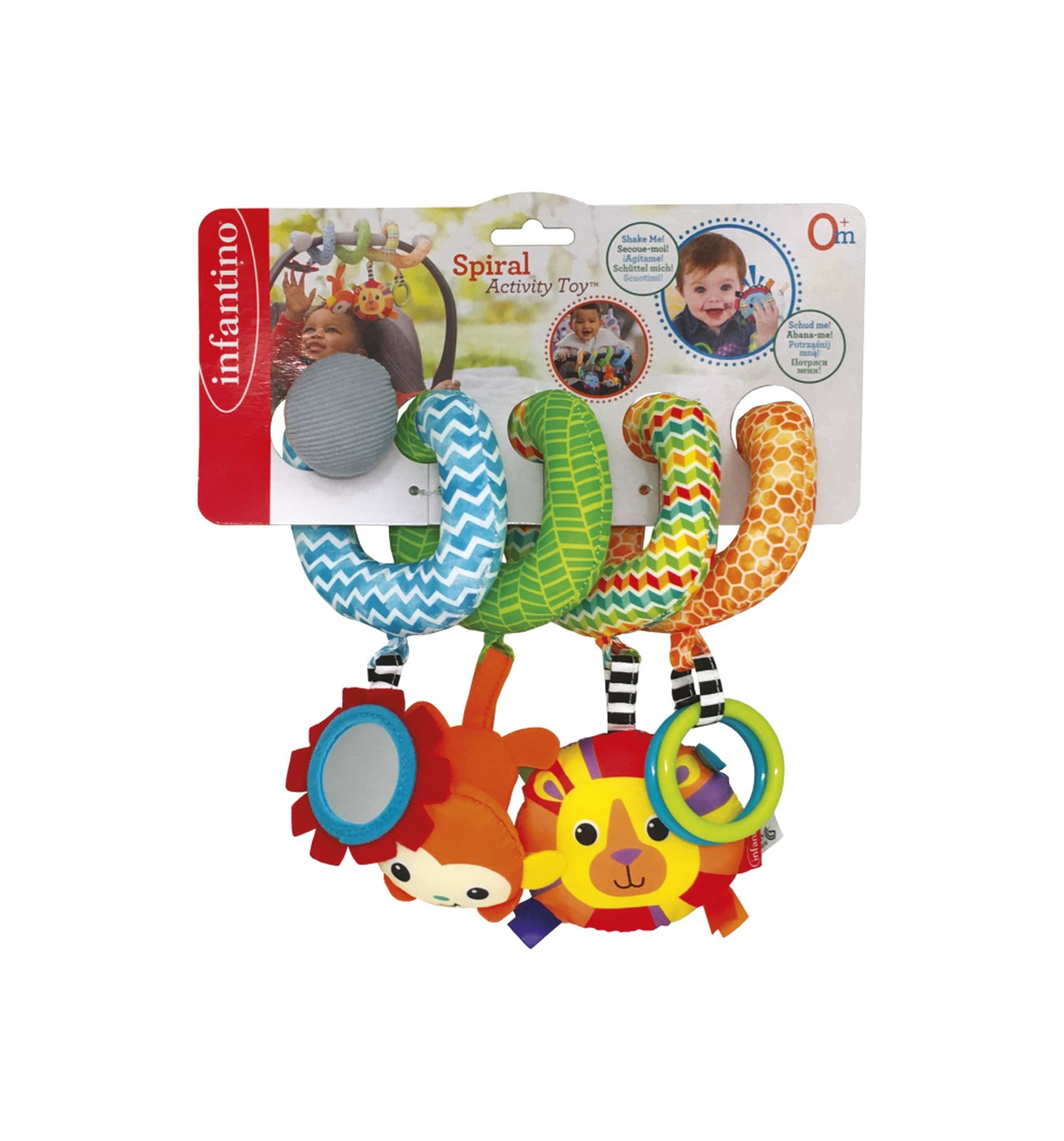Spirale gioco - INFANTINO