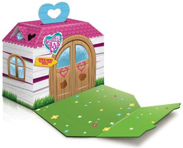 Batuffoli Cerca Casa Vero Amore, Colore Assortito, 638SED/P