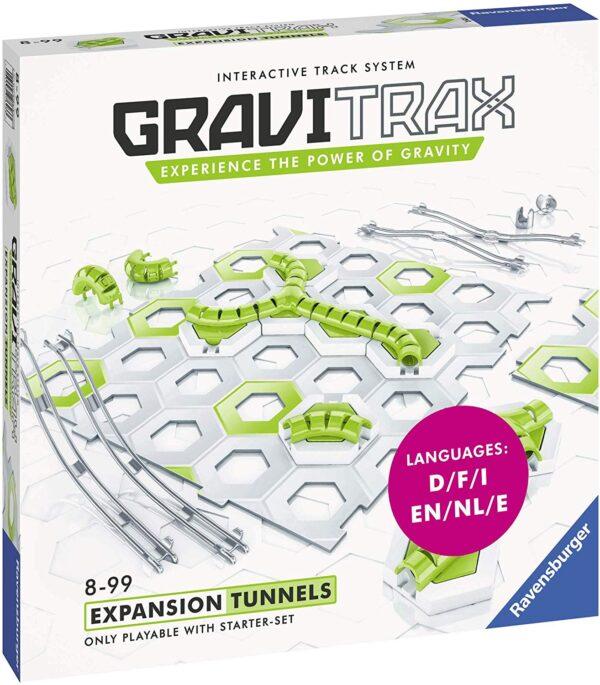 Ravensburger 27623 - GraviTrax Tunnels Set Espansione Gioco