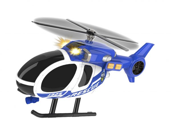 ELICOTTERO URBAN COPTER MOTOR & CO.
