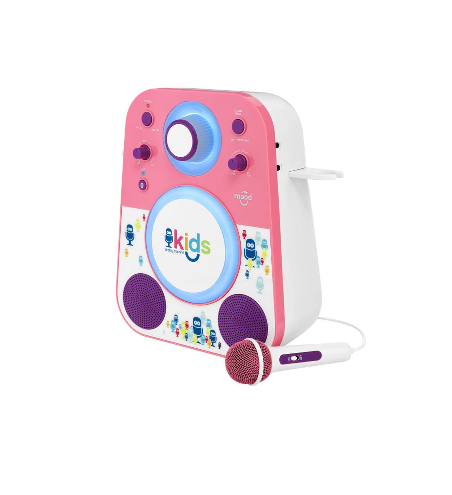 Sing machine blue e pink -