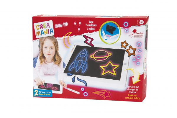 TABLET LUMINOSO CREA MANIA