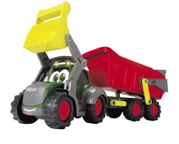 CAMION HAPPY FARM TRUCK 60CM BABY SMILE