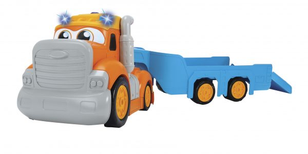 BABY SMILE  CAMION HAPPY TRUCK 2IN1 60CM