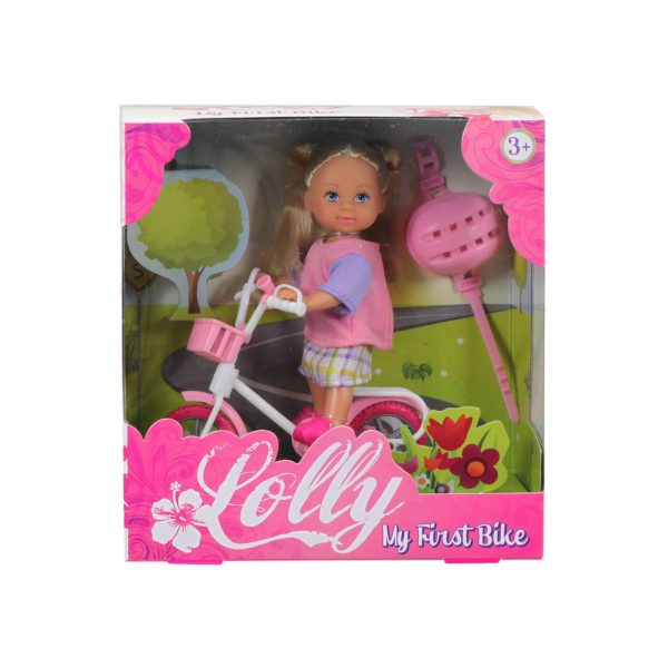 LOLLY   MY FIRST BIKE