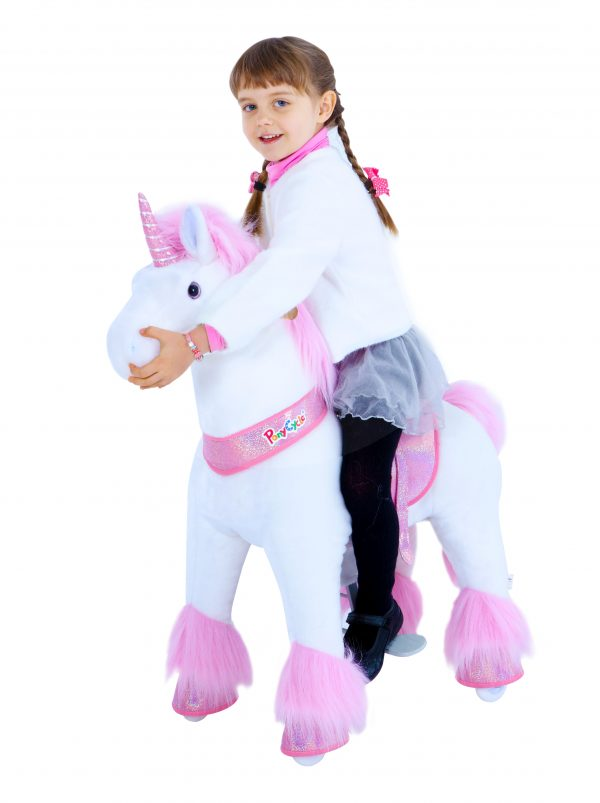 PONYCYCLE UNICORNO AMI PLUSH