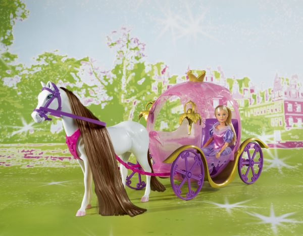 SUPERSTAR  LOLLY FAIRY CARRIAGE