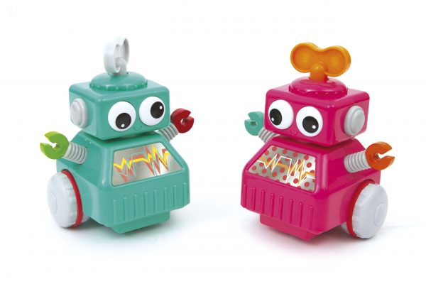 ROBOT CARS BABY SMILE