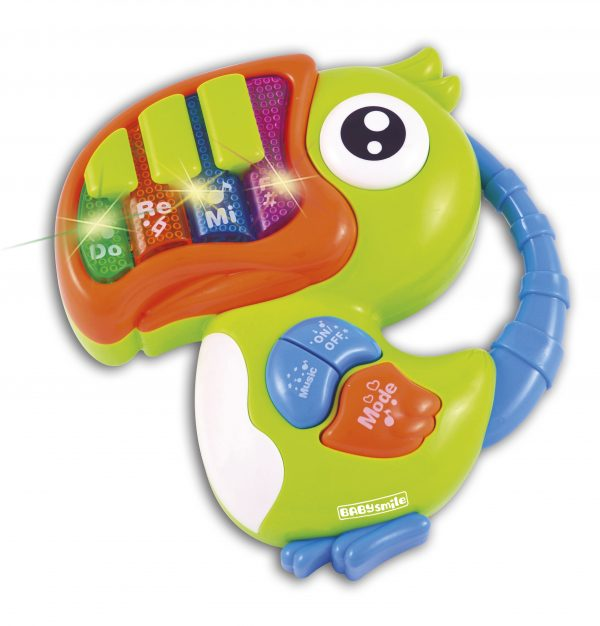 ANIMALETTI MUSICALI - BABY SMILE - Giochi educativi, musicali e scientifici