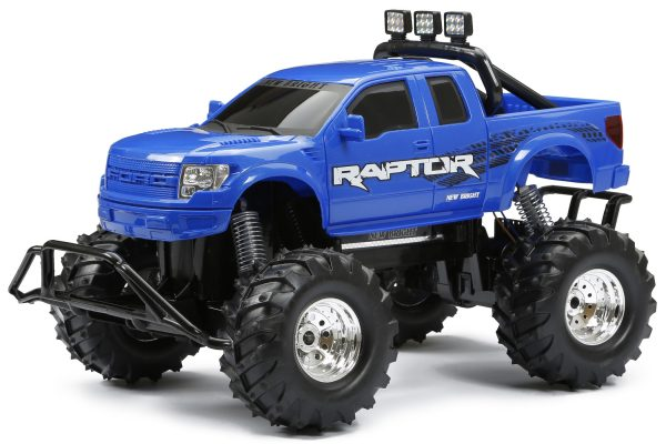 MOTOR & CO ORIGINAL  MOTOR&CO Auto radiocomandata Ford raptor