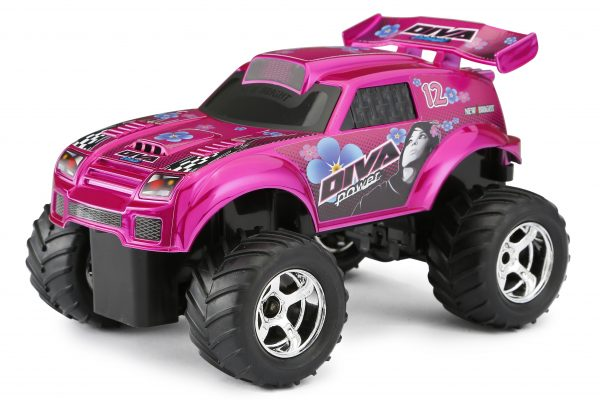 AUTO R/C BUGGY PINK MOTOR & CO.