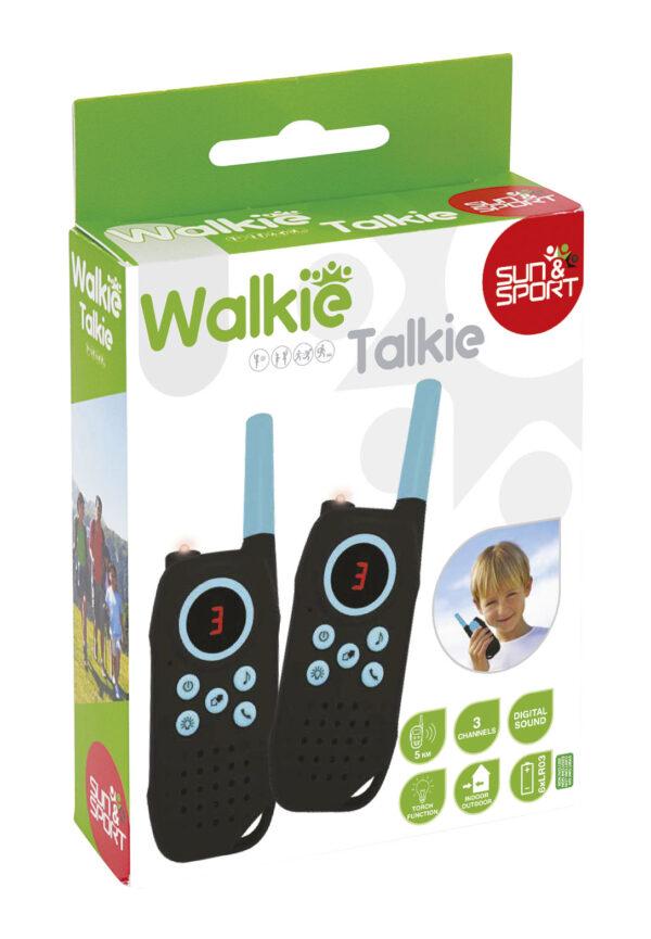WALKIE TALKIE SUN & SPORT