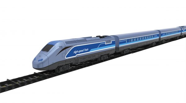 MOTOR & CO.  TRENO HIGH-SPEED